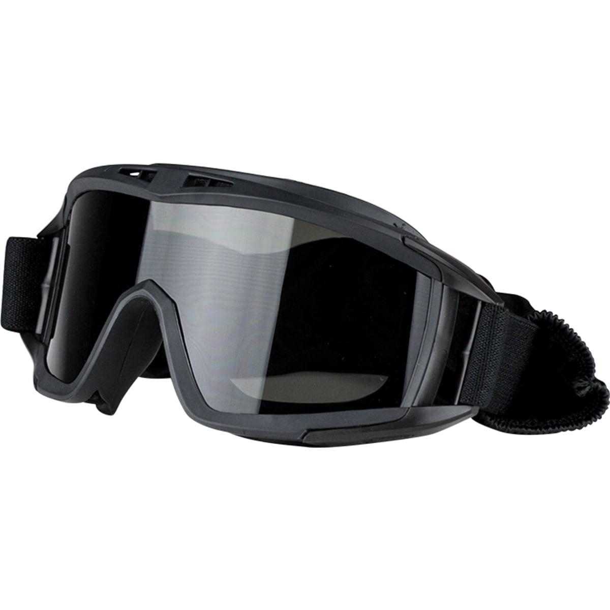 Valken Airsoft Goggles V-TAC Tango Black by Valken