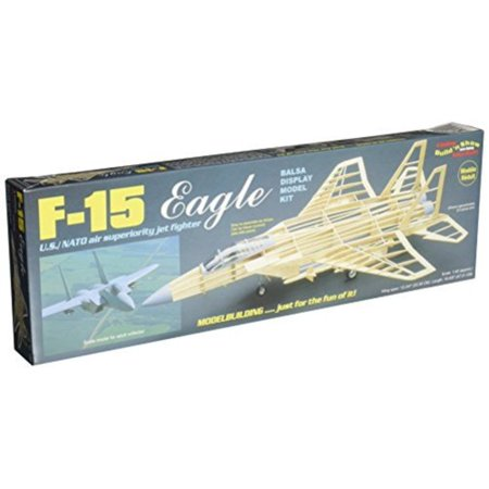 - Guillows F-15 Eagle Model Kit