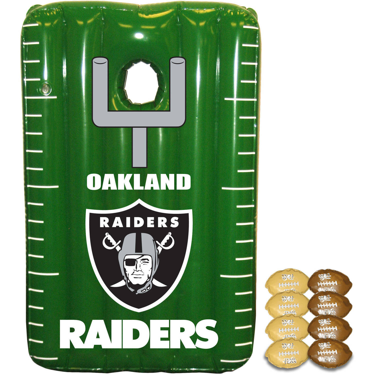 NFL Oakland Raiders Team Toss