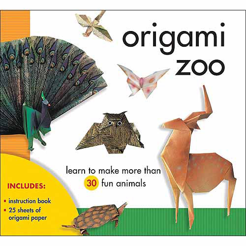 Sterling Publishing Origami Zoo Kit