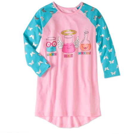 Girls' Komar Kids Science Sleep Gown