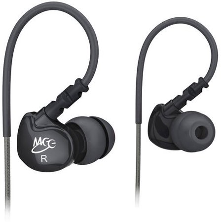 MEE audio Sport-Fi M6 Noise Isolating In-Ear Headphones with Memory - Optical Audio Headphones