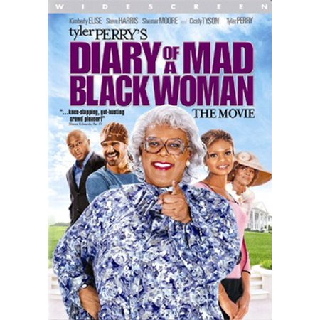 Diary of a Mad Black Woman - New Madea Movie Halloween