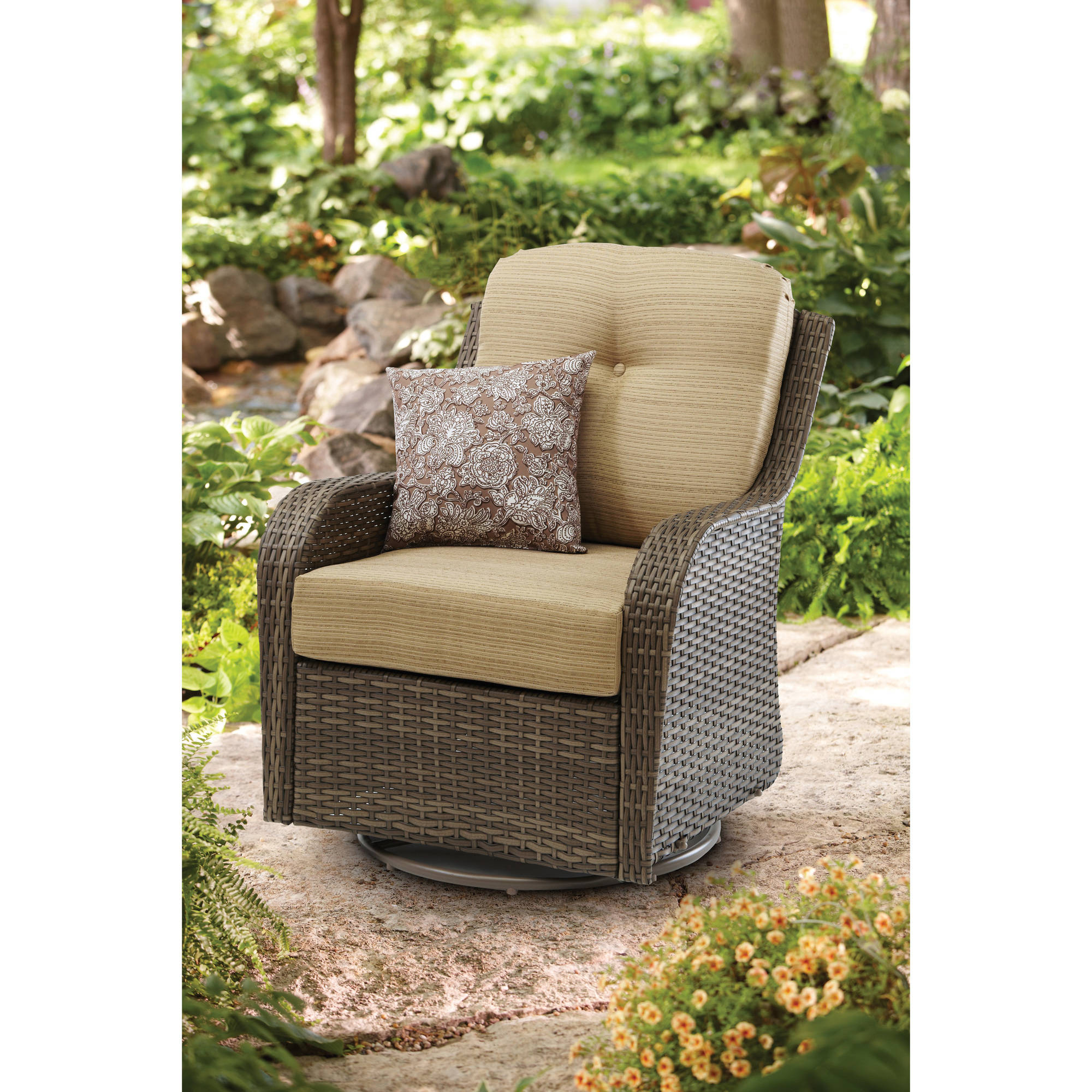 Better Homes and Gardens Mckinley Crossing AllMotion Chair