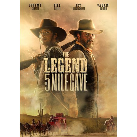 The Legend of 5 Mile Cave (DVD)