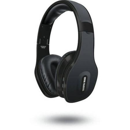 Sharper Image Sbt559 Neon Bluetooth Foldable Headphones Walmartcom