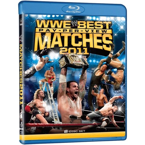 WWE: THE BEST PAY-PER-VIEW MATCHES OF 2011 [BLU-RAY]