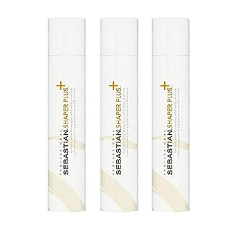 Sebastian Shaper Plus Hair Spray 10.6 oz - Pack of 3](Sebastian Bach Halloween)