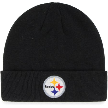039a1a7636b NFL Pittsburgh Steelers Mass Cuff Knit Cap - Fan Favorite - Walmart.com