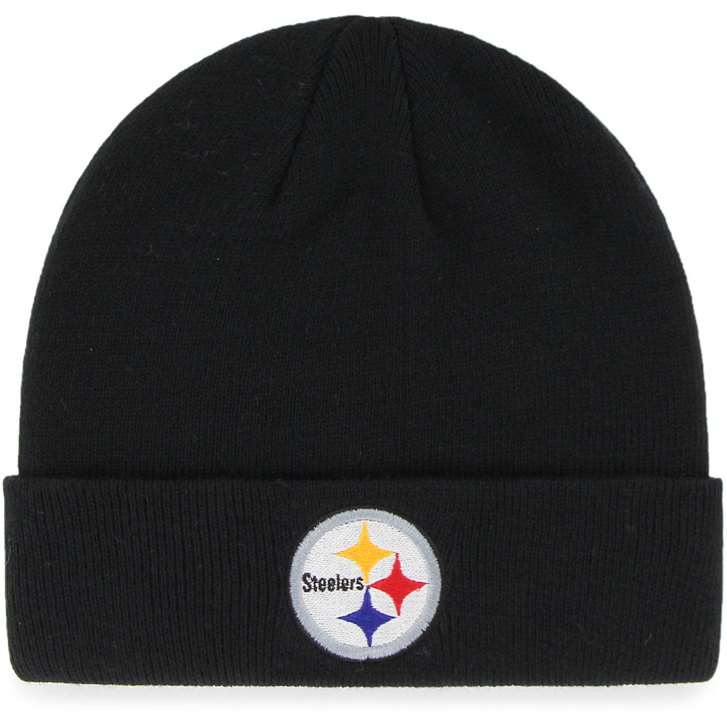 NFL Pittsburgh Steelers Mass Cuff Knit Cap - Fan Favorite