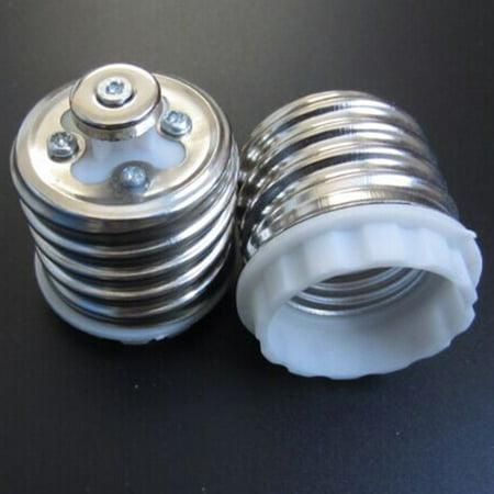 Exquisite E40 To E27 Converter Lamp Holder LED Light Bulb Base - image 1 of 5