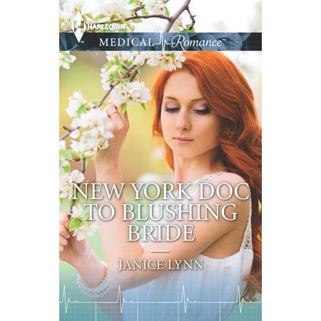 New York Doc to Blushing Bride - eBook (Blushing Bride)