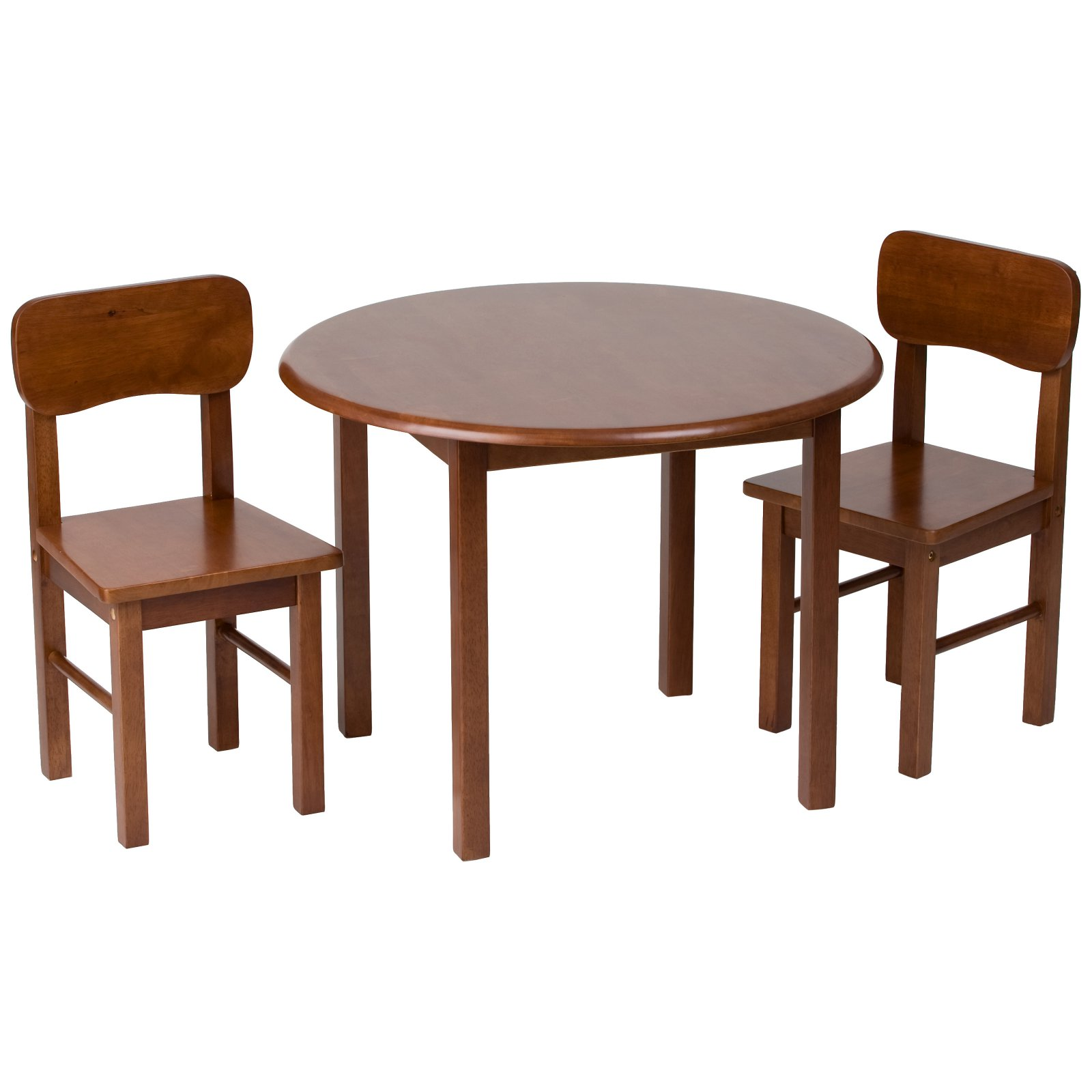 Gift Mark Round Table and Chair Set  sc 1 st  Walmart & Round Kitchen Table Sets