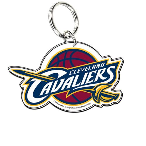 Cleveland Cavaliers Official NBA 2 inch  Key Chain Keychain by Wincraft
