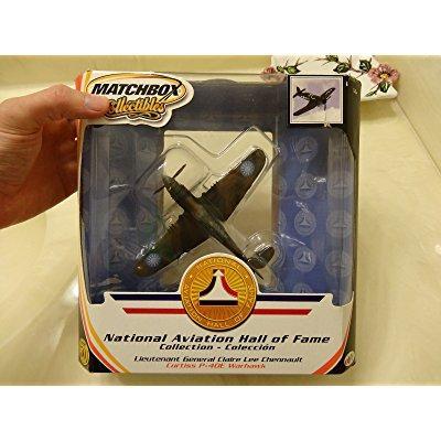 Matchbox p-40 e warhawk