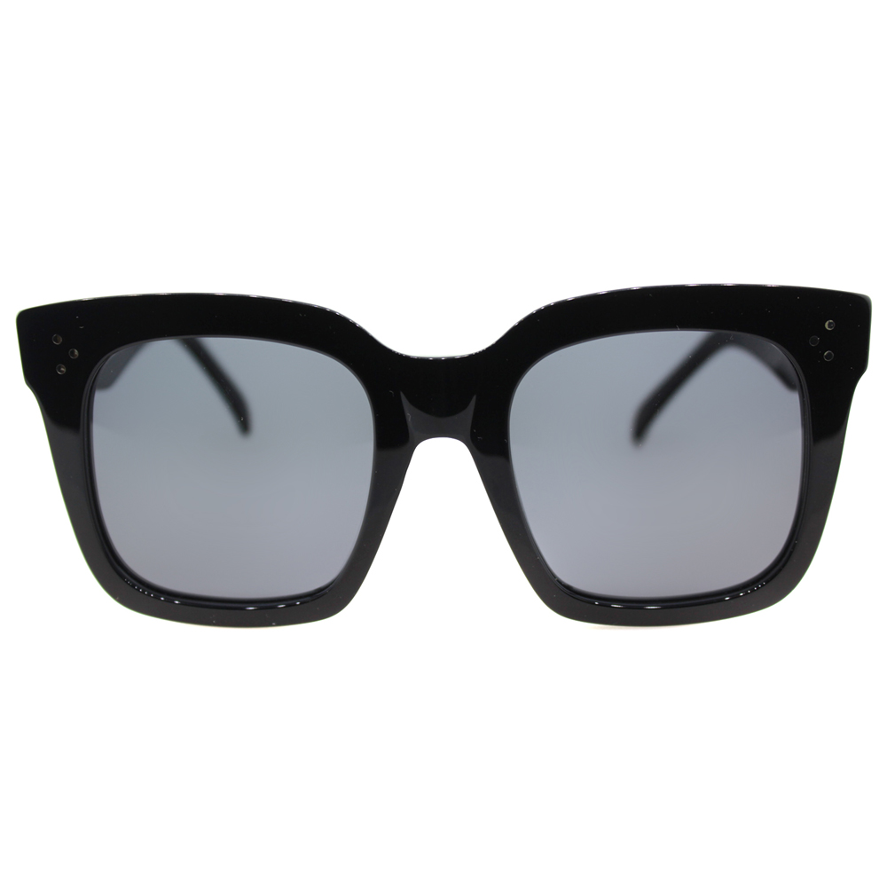 0a93d55bc8a3 Celine - CE 41076 Sunglasses 0807 Black - Walmart.com