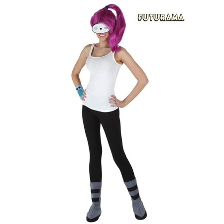 Womens Futurama Leela Costume Kit](Fry Futurama Costume)