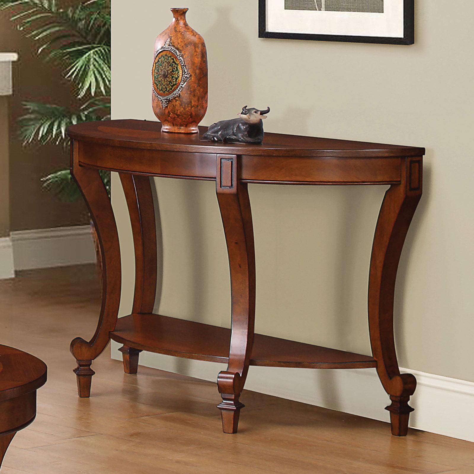 Coaster Company Sofa Table, Warm Brown