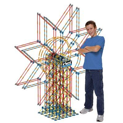 K'Nex Giant 6-Foot Double Ferris Wheel Set