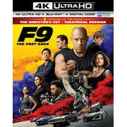 F9: The Fast Saga (4K Ultra HD + Blu-ray + Digital Copy)