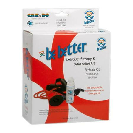 Cando Be-better Rehab Kit, Shoulder