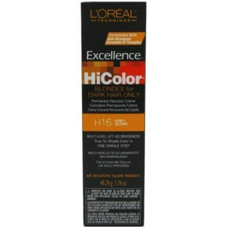 L'Oreal Excellence HiColor Honey Blonde, 1.74 oz - Honey Blonde Beyonce