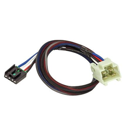 Brake Control Wiring Adapter - Tekonsha 3032-P Brake Control Wiring Adapter - 2-plug - Fits Kia