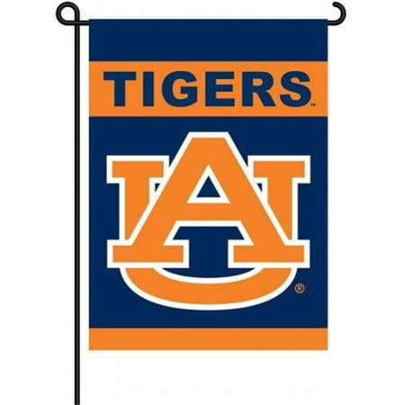Bsi Products 83045 2 Sided Garden Flag   Auburn Tigers