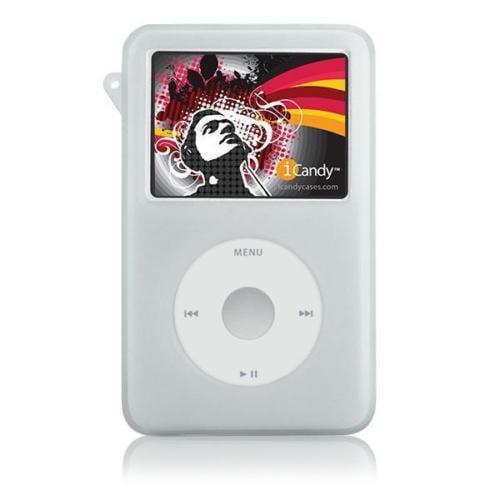 Thick White Silicone Skin Case For Ipod Classic 160gb Video 5th Gen 60gb 80gb Walmart Com Walmart Com