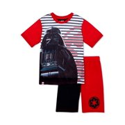 Lego Starwars Boys 6-12 2-Piece Pajama Short Set