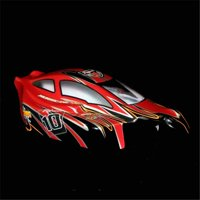 Redcat Racing 81357 .12 Buggy Body Red and Black