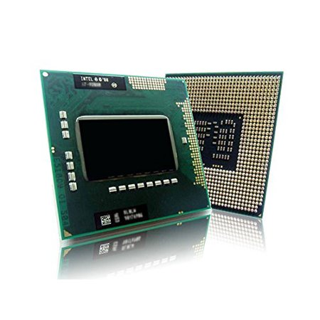 Intel Black Mobile Cpu (Intel Core i7-820QM SLBLX Mobile CPU Processor Socket G1 PGA988 1.73Ghz 8MB 2.5)