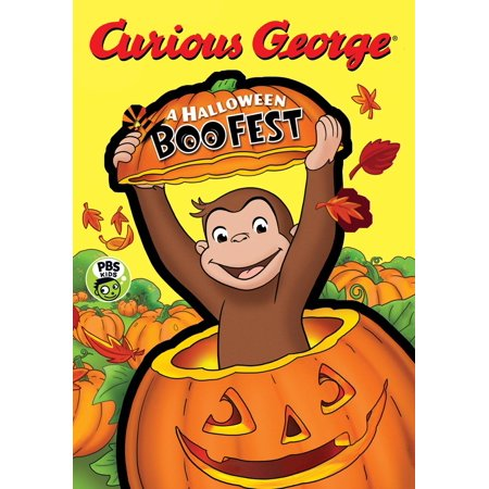 Curious George: A Halloween Boo Fest - eBook