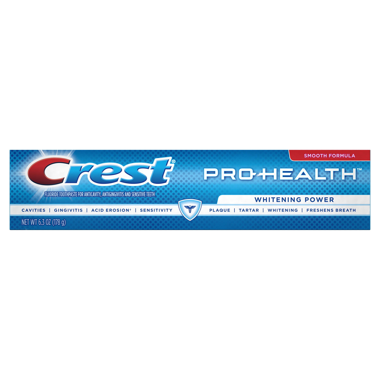 Crest Pro-Health Whitening Power Toothpaste, 6.3 oz