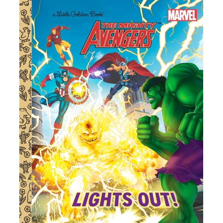 Lights Out! (Marvel: Mighty - Avengers Cut Out
