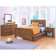 My Home Furnishings Logan- Driftwood 1301-743 Trundle Unit