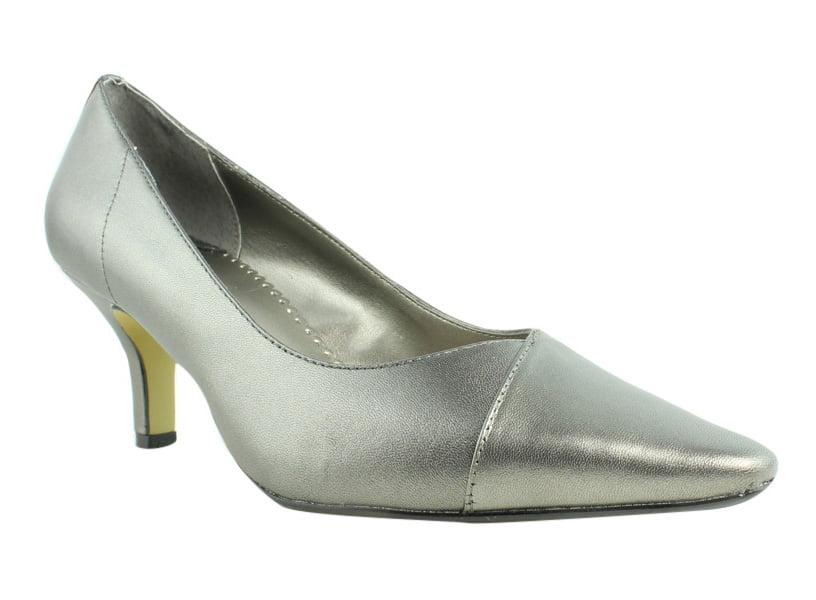 Bella Vita Womens Pewter Pumps, Classic Heels Size 7 New by Bella Vita