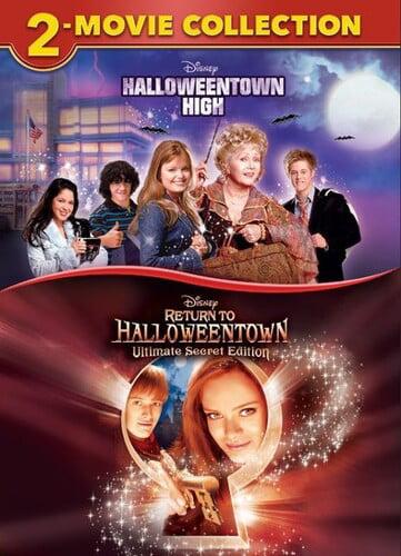 Halloweentown High / Return to Halloweentown (DVD ...