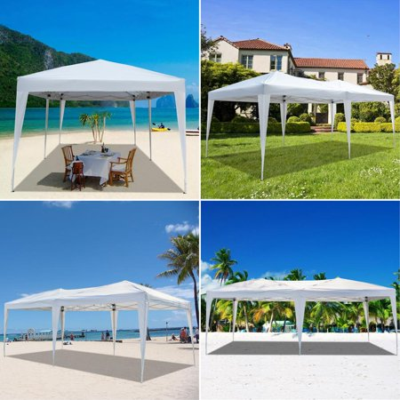 Ktaxon 10x20ft EZ Pop UP Wedding Party Tent Folding Gazebo