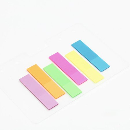 JOYFEEL PET Memo Pad Notepad Stationery Notes Sticker Office School Supplies Student Gifts for Kids