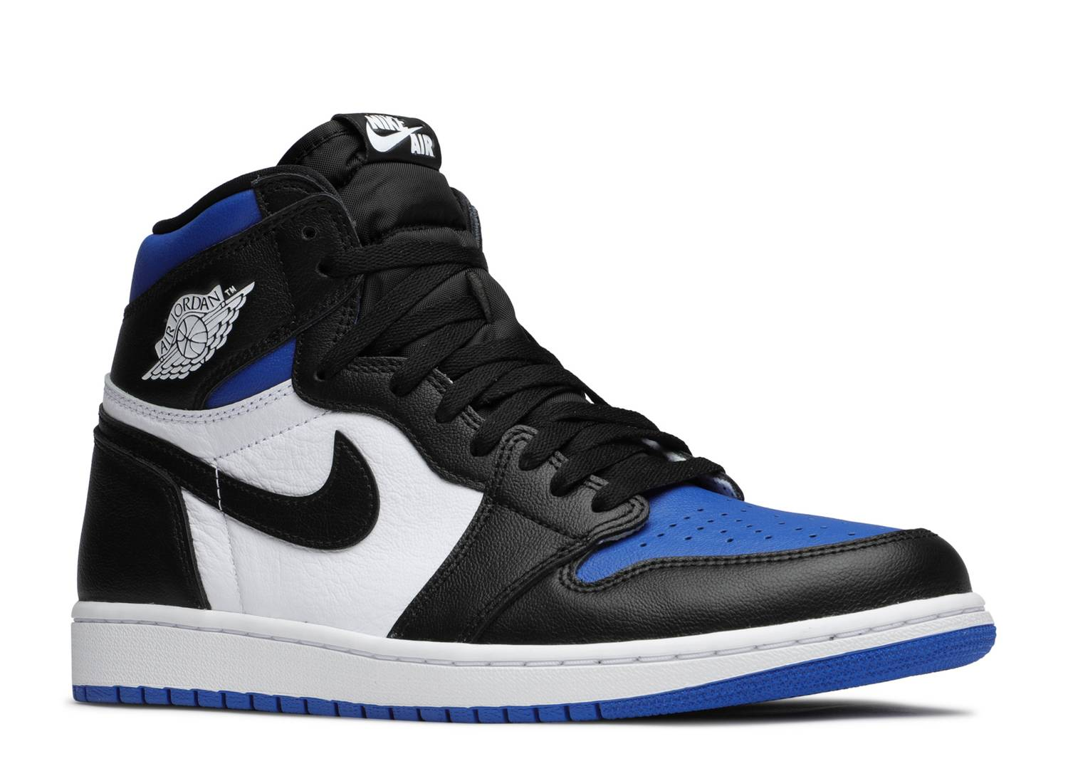 Air Jordan - Air Jordan 1 Retro High OG 'Royal Toe' - 555088-041 -  Walmart.com