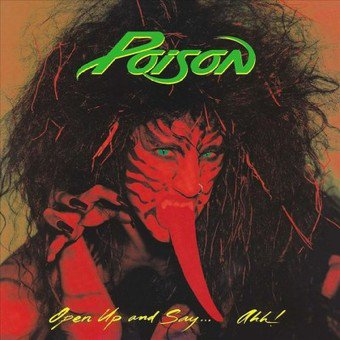 Poison - Open Up And Say Ahh - Vinyl