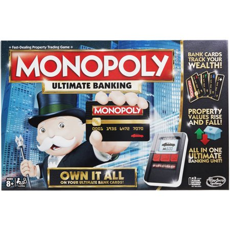 - Monopoly Game: Ultimate Banking Edition