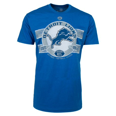 Detroit lions huddle t shirt for Lions meuble circulaire