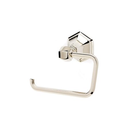 Alno Inc Nicole Wall Mounted Single Post Toilet Paper Holder