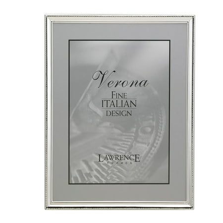 Lawrence Frames 5x7 Picture Frame with Bead Border Design, - Halloween Frames Borders