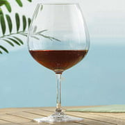Wine Enthusiast Break-Free PolyCarb Pinot Noir Wine Glasses, Set of 4