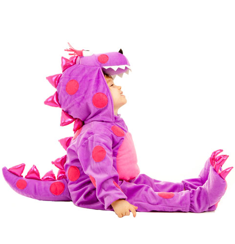 Teagan The Dragon Infant & Toddler's Costume