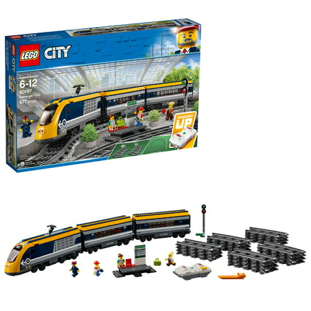LEGO City Trains Passenger Train 60197](Lego Halloween Ghost Train)