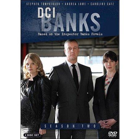 Dci Banks  Season Two  Full Frame